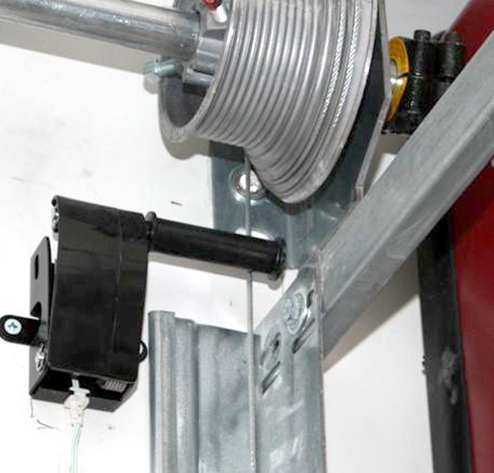 Controllo della rottura cavo con motore LiftMater LM3800