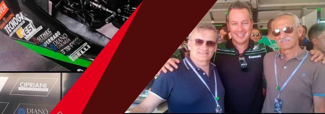 "Ferraro al Misano World Circuit ""Marco Simoncelli"""